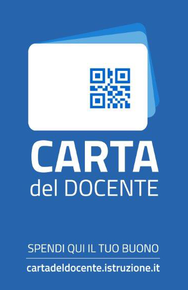 Carta del docente sticker